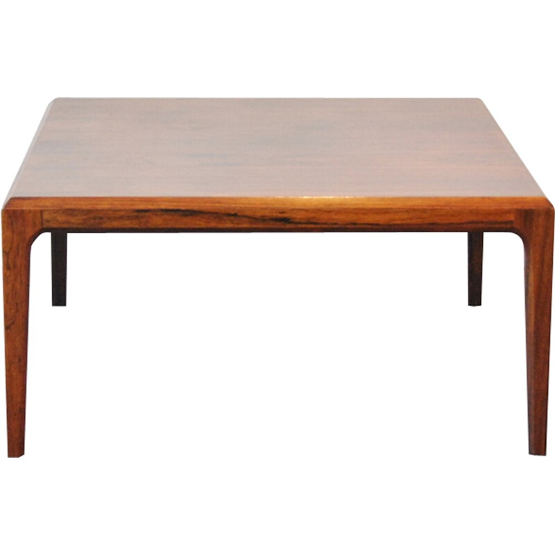 Mid-Century Rosewood Coffee Table by Johannes Andersen for CFC Silkeborg - 1960s