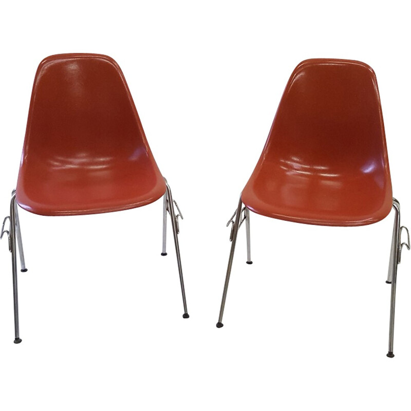 """Vintage """"DSS"""" by Eames Chair for Herman Miller - 1960s"""