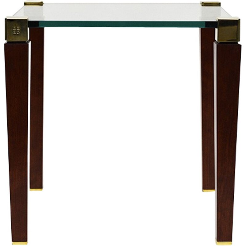 """Vintage """"Pioneer T561"""" side table de Peter Ghyczy - 1990s"""
