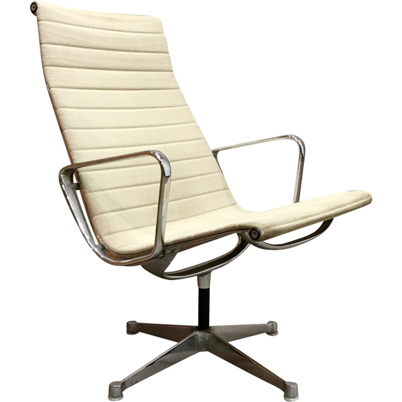 """Armchair """"EA116"""" by Charles & Ray Eames - 1960s"""