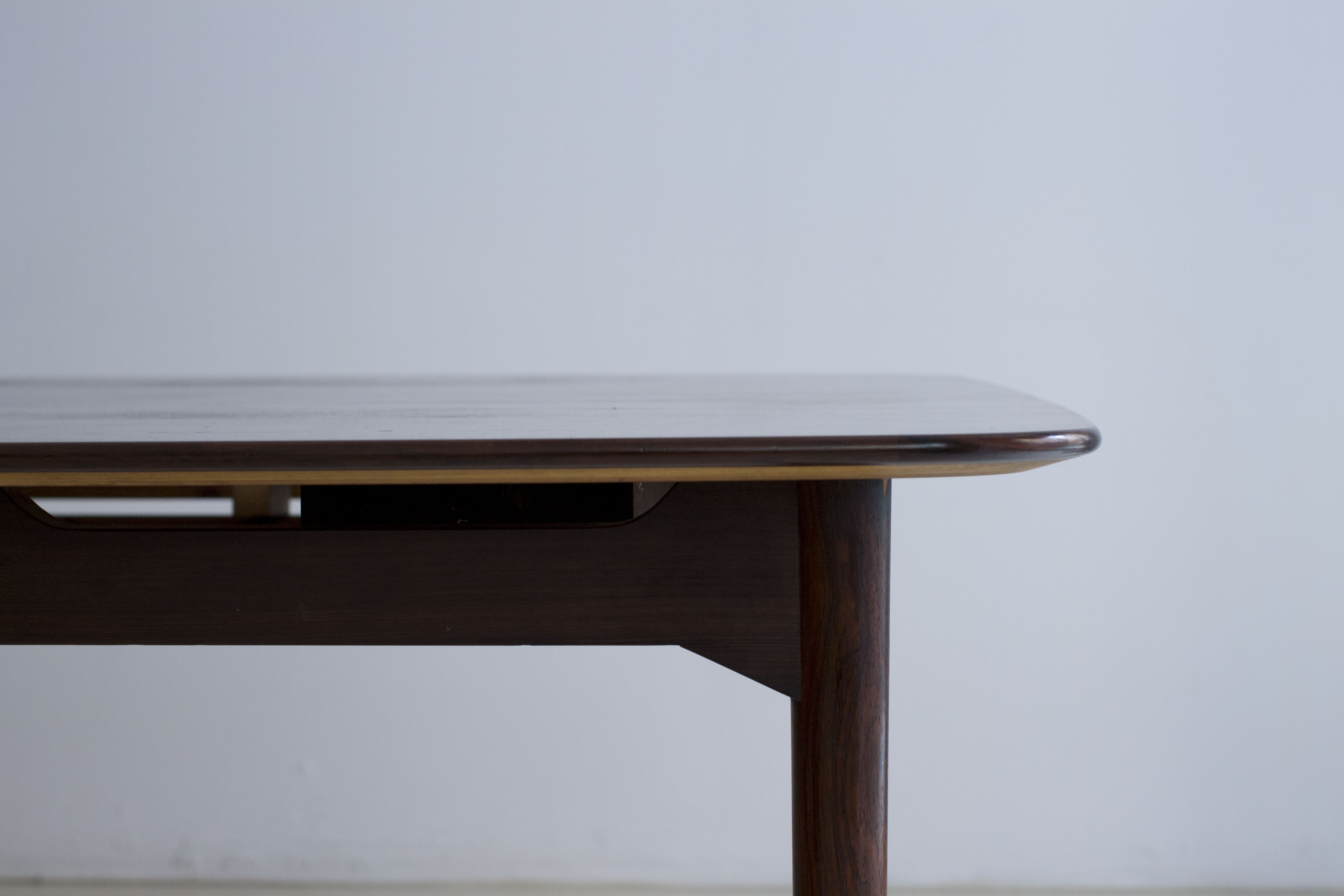 Extendable Scandinavian Table for Illums Bolighus - 1960s - Design ...