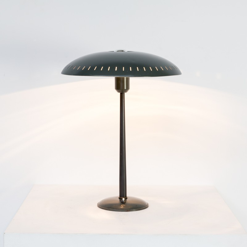 Betere Vintage black table lamp by Louis Kalff for Philips - 1950s GA-27