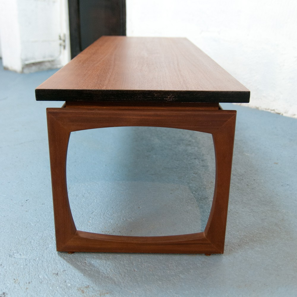 G Plan Vintage Coffee Tables: Vintage Modernist Coffee Table For G-plan