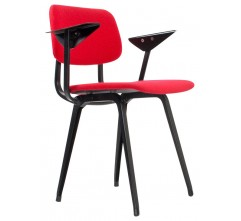 Set of 4 Revolt chairs, Friso KRAMER - 1950s
