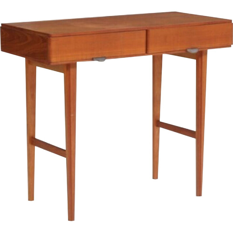 Vintage Side table with teak drawers - 1960s