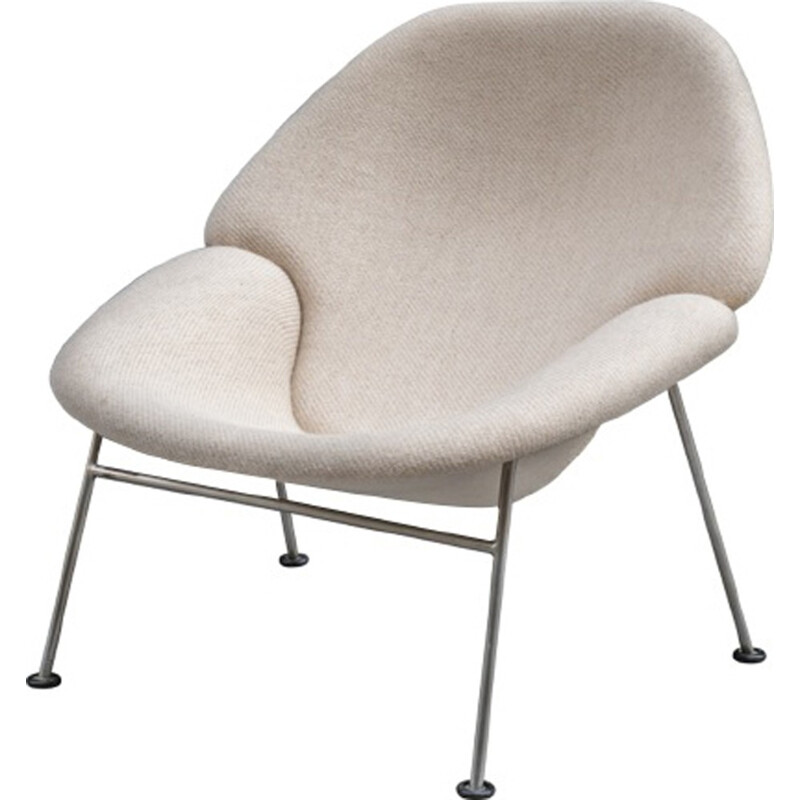 Vintage F555 armchair by Pierre Paulin - 1960s