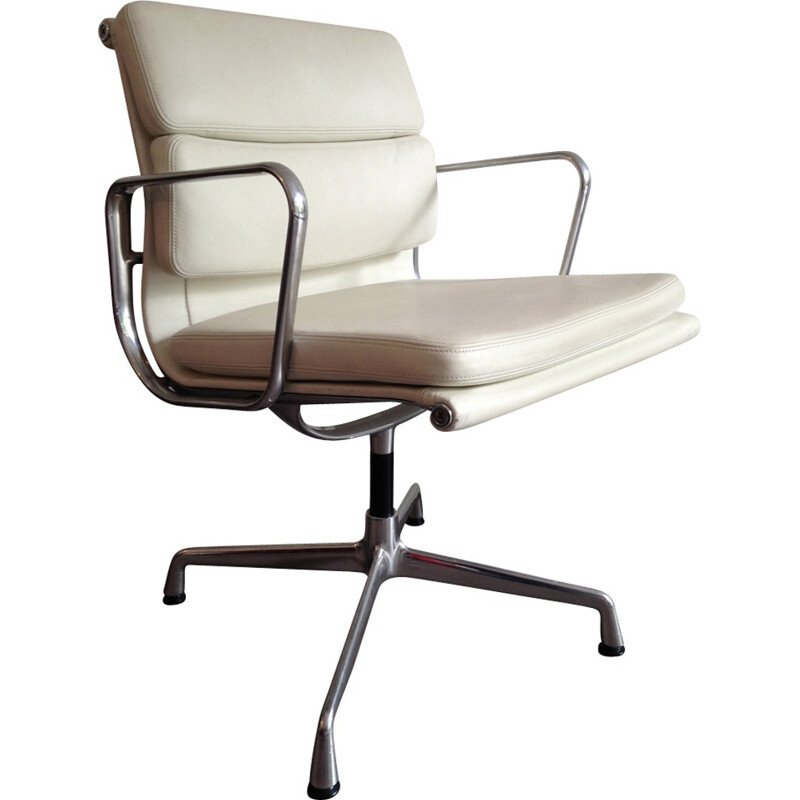 Vintage EA208 Chair By Charles Eames For Vitra