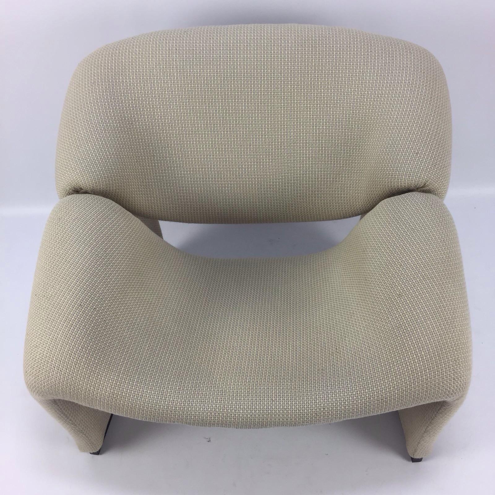 Vintage Groovy Chair F598 By Pierre Paulin For Artifort