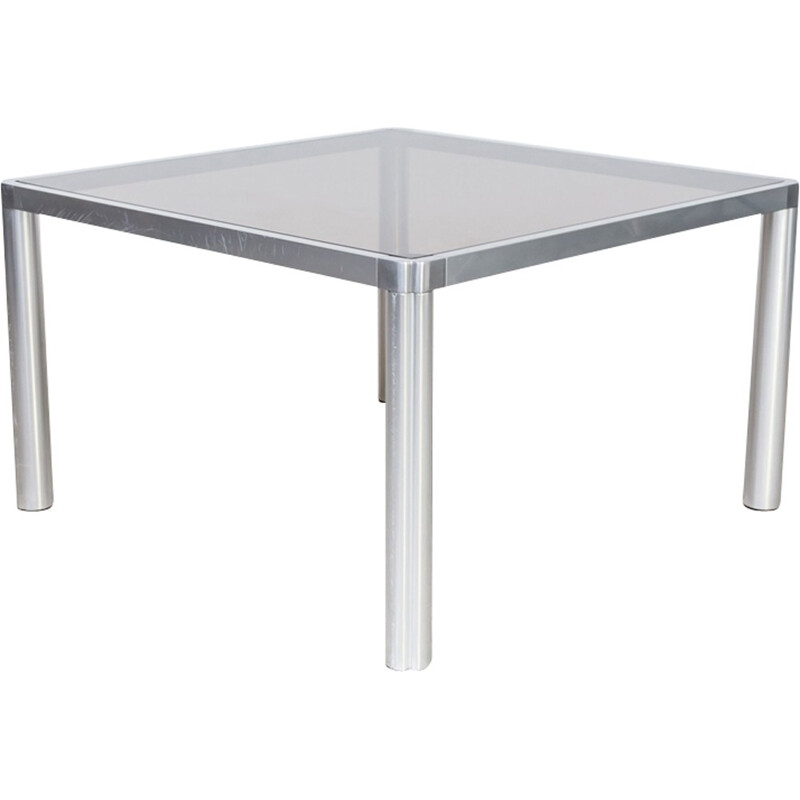 """Vintage dining table """"T144"""" by Kho Liang for Artifort - 1970s"""