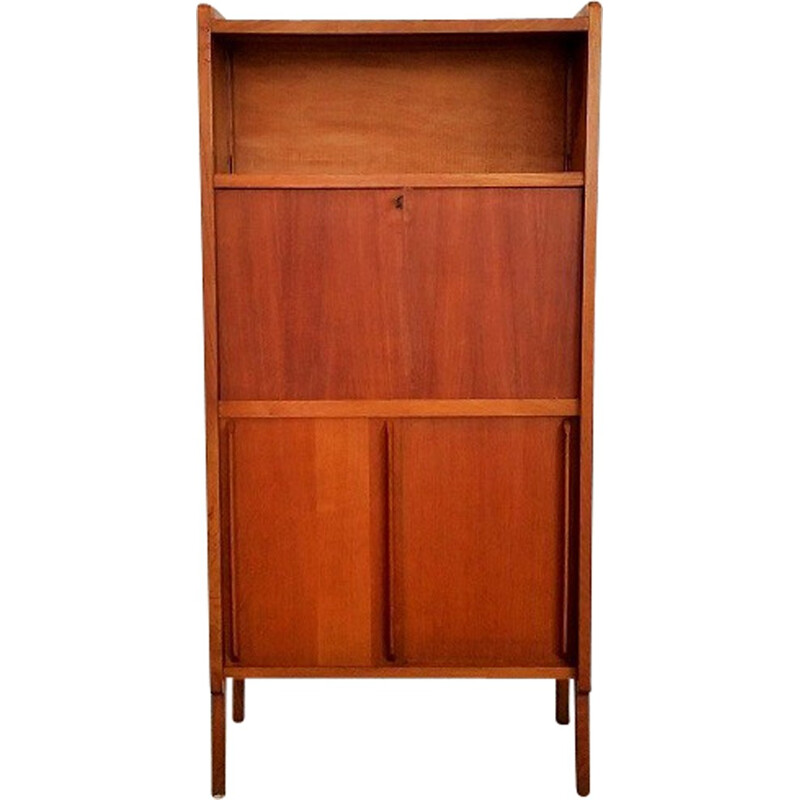 Vintage Small secretary made of oak - 1950s