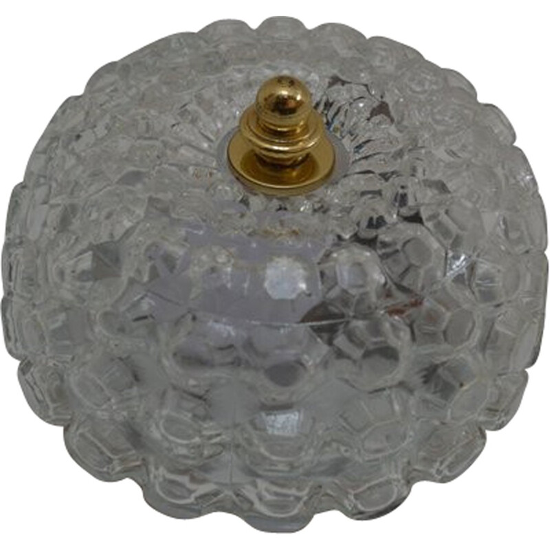 Vintage ceiling lamp by Helena Tynell for Limburg - 1960s