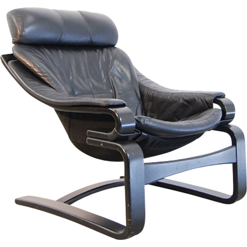 "Danish Lounge Chair ""Apollo"" for Skippers Furniture - 1970s"