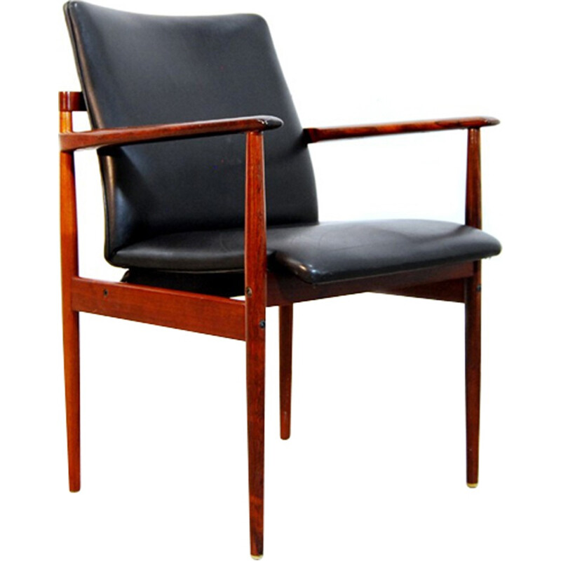 Vintage Dutch Armchair for Thereca - 1960s