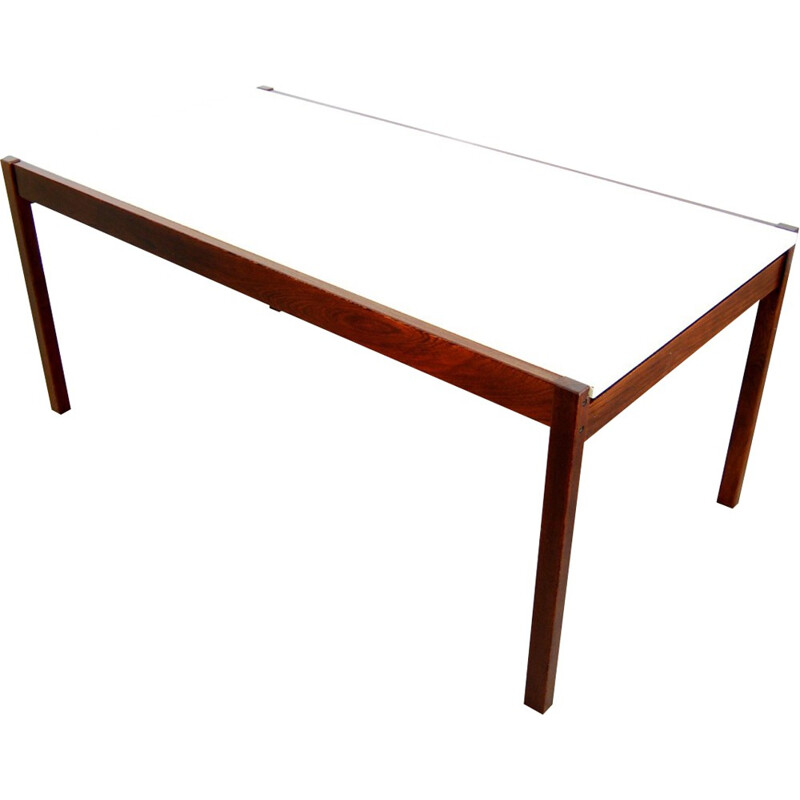 Dutch Wengé Dining Table by Cees Braakman for Pastoe - 1970s