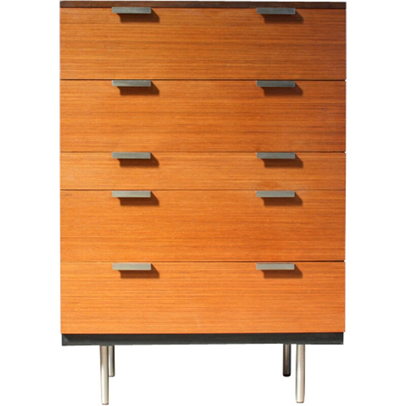 Stag Chest of Drawers by John & Sylia Reid - 1960s