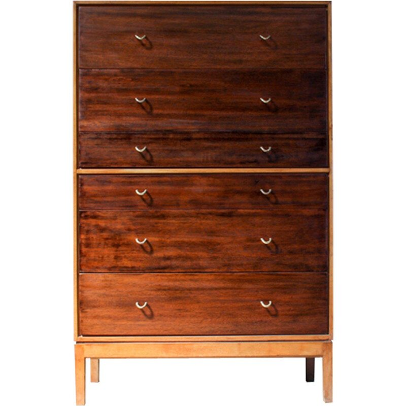 Two-Tone Chest of Drawers by John and Sylvia Reid for Stag - 1960s