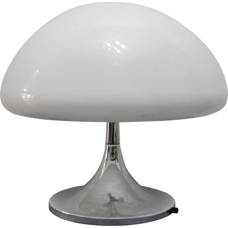 Toledo Mushroom Table Lamp by Luigi Massoni for Iguzzini - 1970s