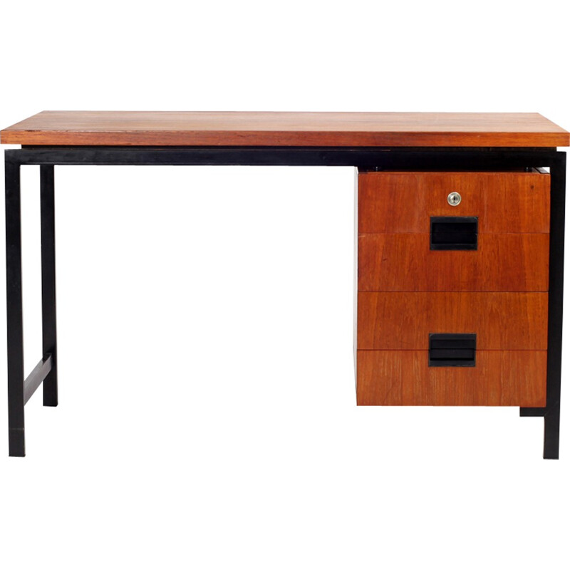 Vintage desk by Cees Braakman for Pastoe - 1960s