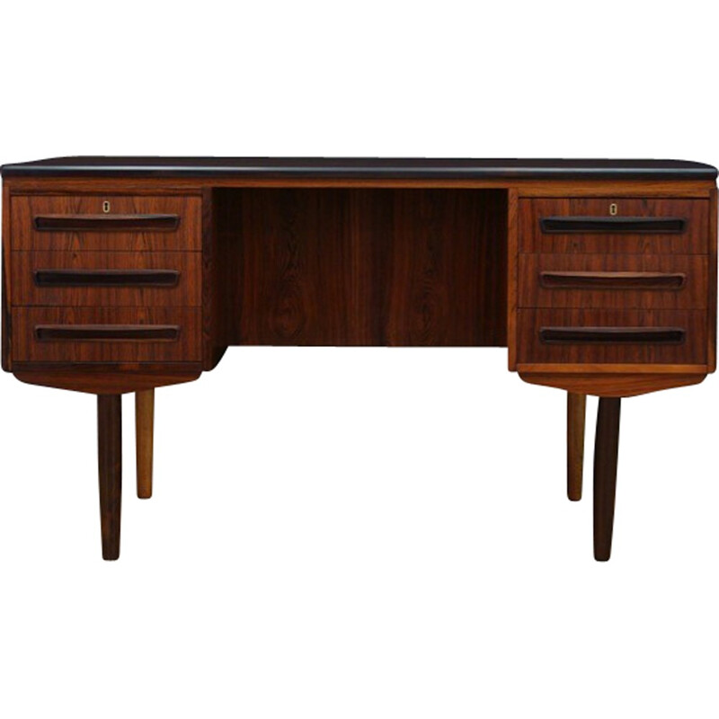 Vintage writing desk designed by Svenstrup - 1960s