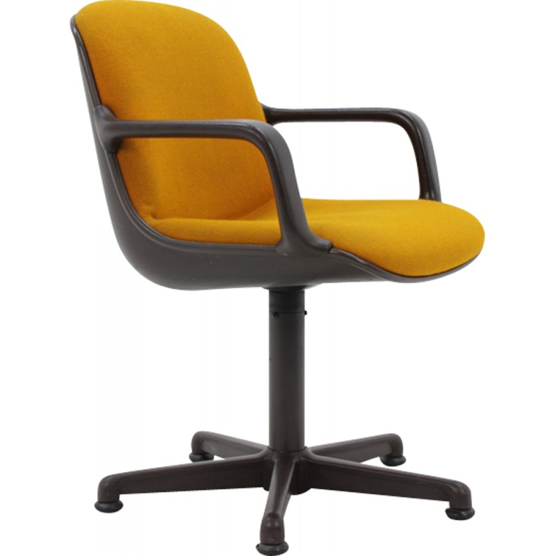 Vintage Office Desk Chair For Comforto 1970s