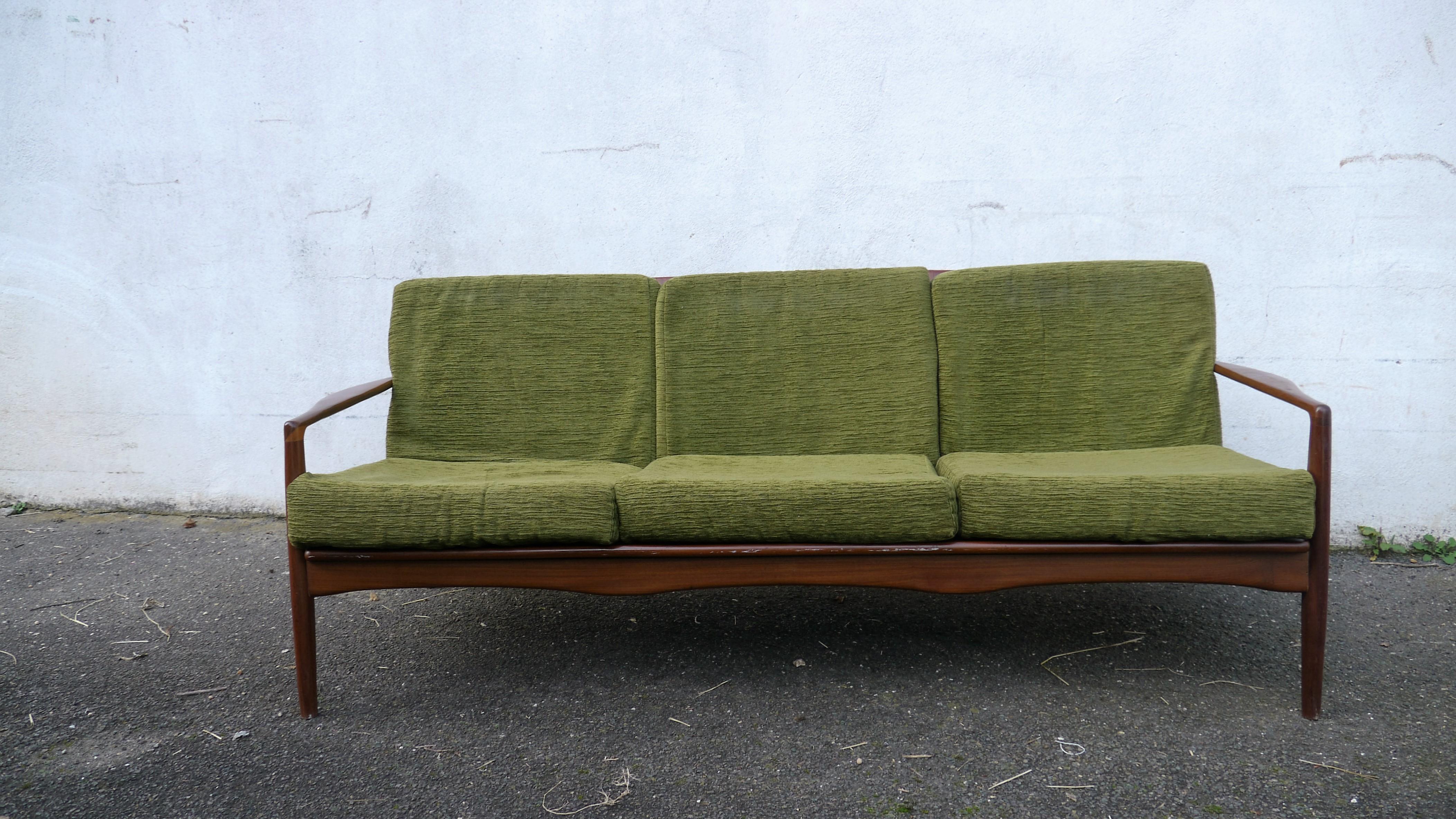 green velvet events vintage randal loveseat couch product