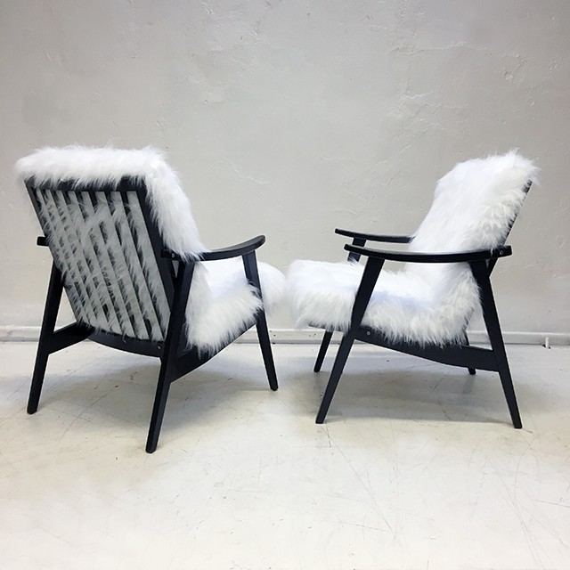 ... Swedish Lounge Chairs   1960s. Previous Next