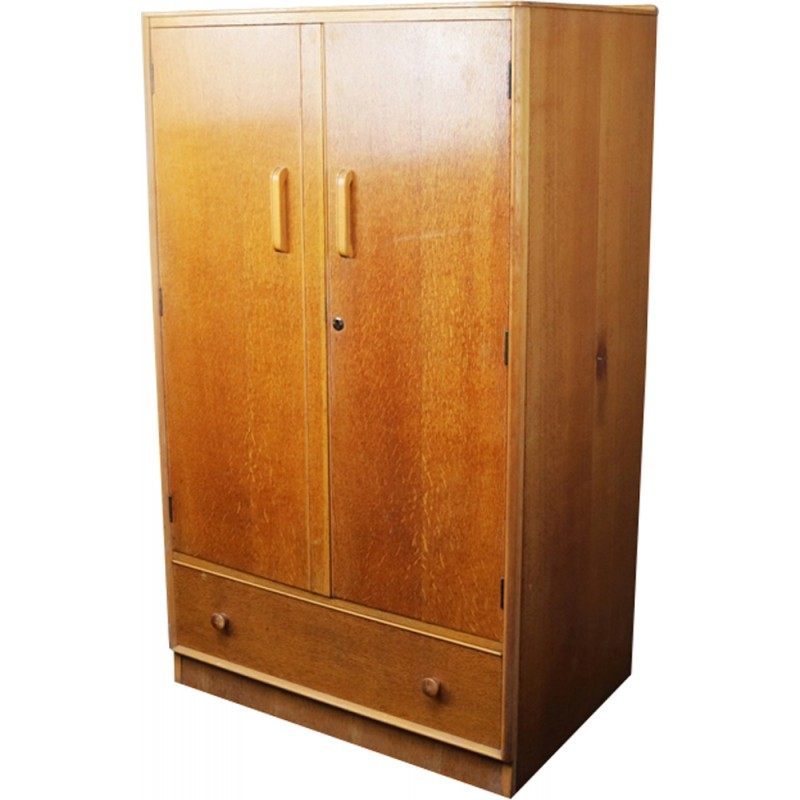 small wardrobe by golden key for palatial ltd 1960s - Small Wardrobe