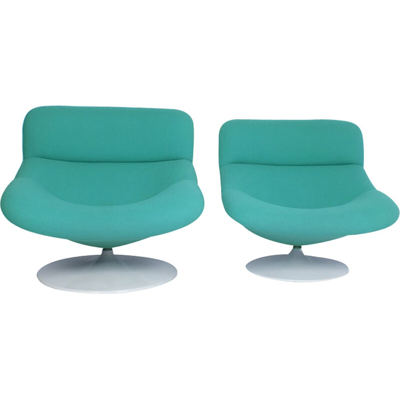 Set of Artifort chairs by G Harcourt - 1970s