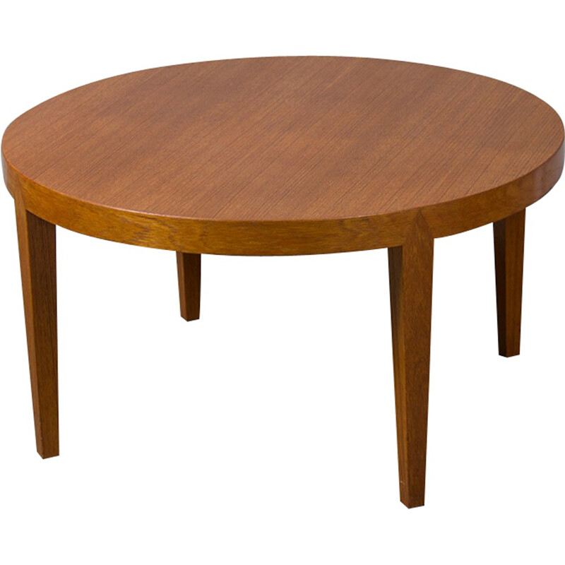 Danish Teak Coffee Table by Severin Hansen for Haslev Møbelsnedkeri - 1960s