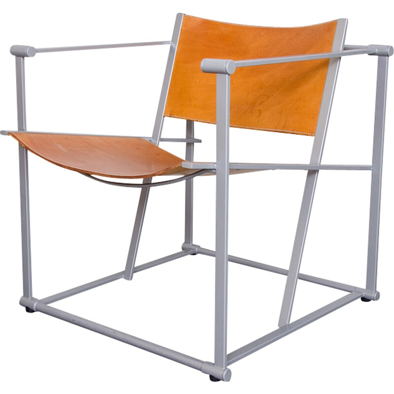 Vintage FM62 Lounge Chair by Radboud van Beekum for Pastoe - 1960s