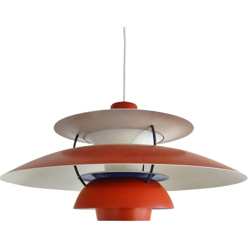 Vintage PH5 Pendant lamp by Poul Henningsen for Louis Poulsen - 1950s
