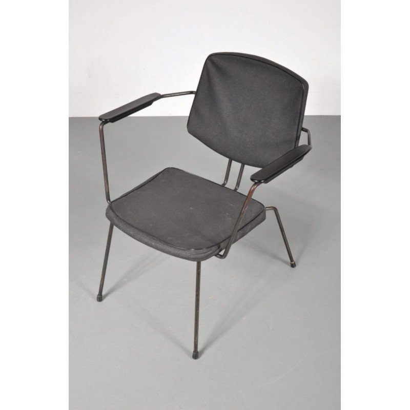 Fantastic Vintage Easy Chair By Rudolf Wolf 1950S Alphanode Cool Chair Designs And Ideas Alphanodeonline