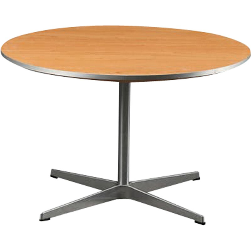 Vintage coffee table by Arne Jacobsen - 1960s