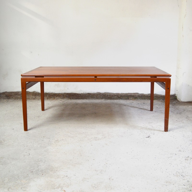 Vintage Teak Coffee Tables: Vintage Danish Teak Coffee Table For Trioh