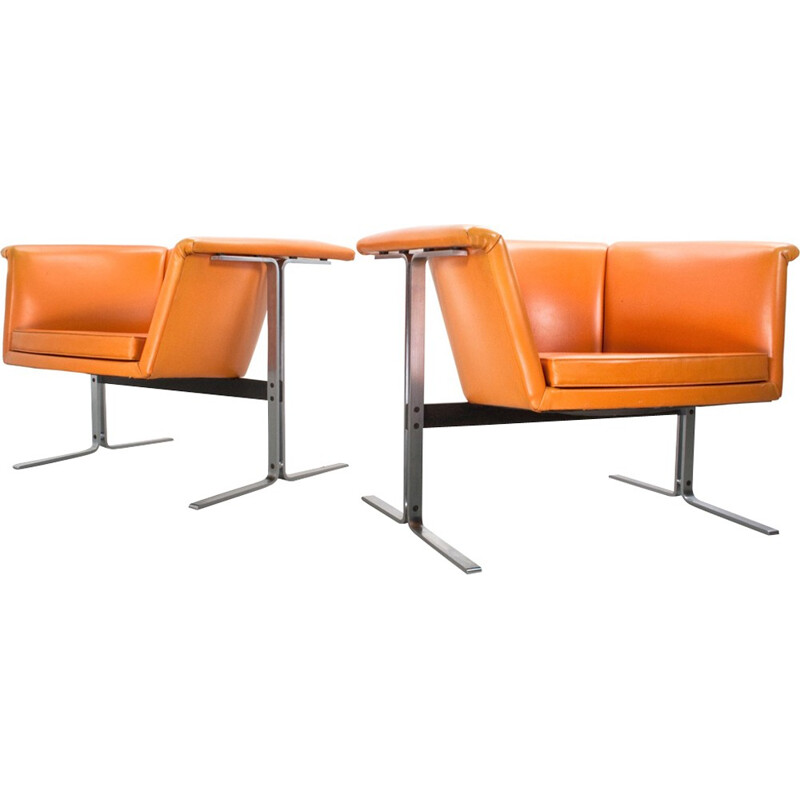 Vintage lounge chair by Geoffrey Harcourt for Artifort - 1960s