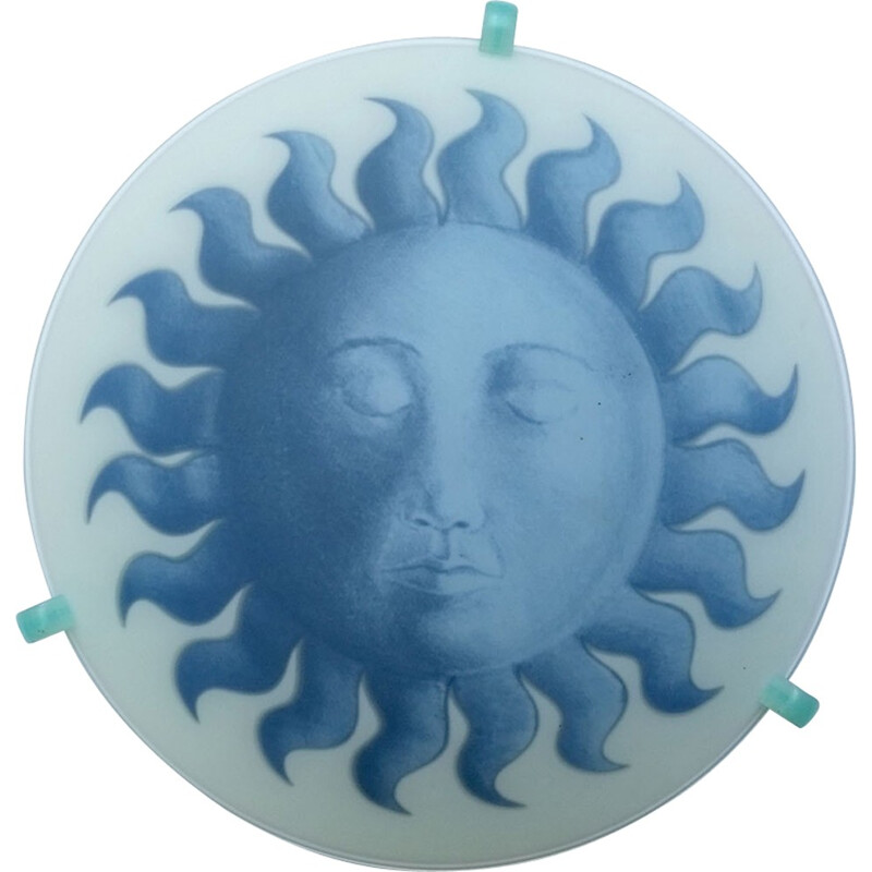 Vintage Wall lamp by Piero Fornasetti - 1980s