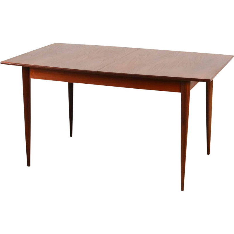 Vintage Dining table by Oswald Vermaercke - 1960s