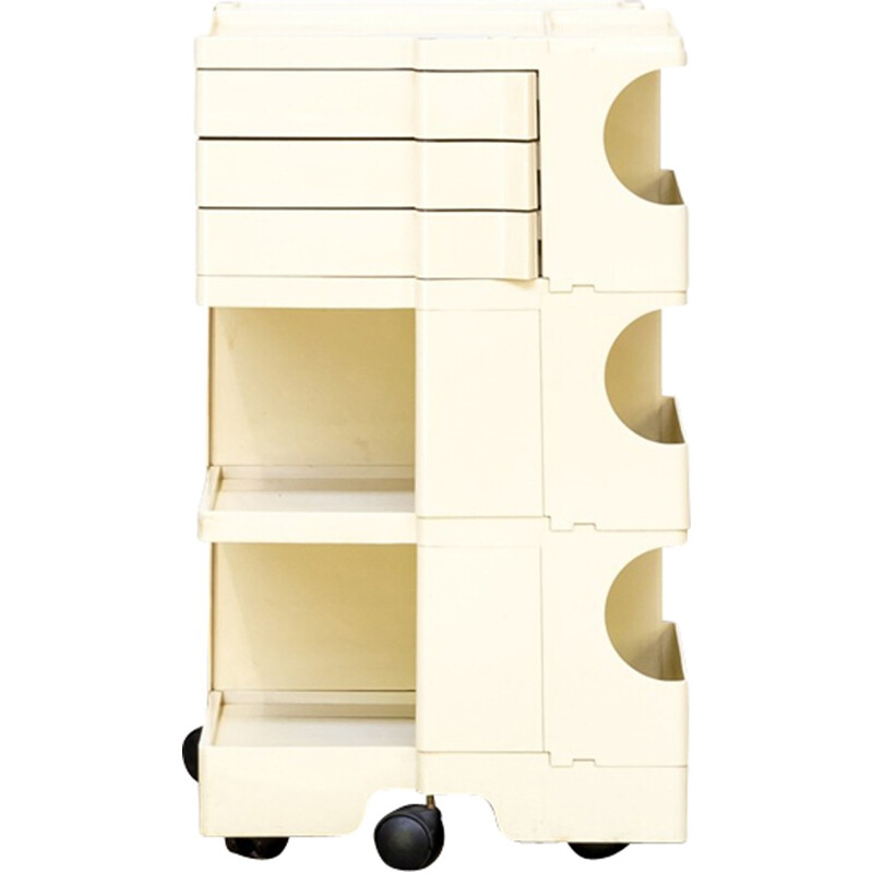 Storage Trolley Organizer for B-Line Office Furniture by Joe Colombo - 1960s