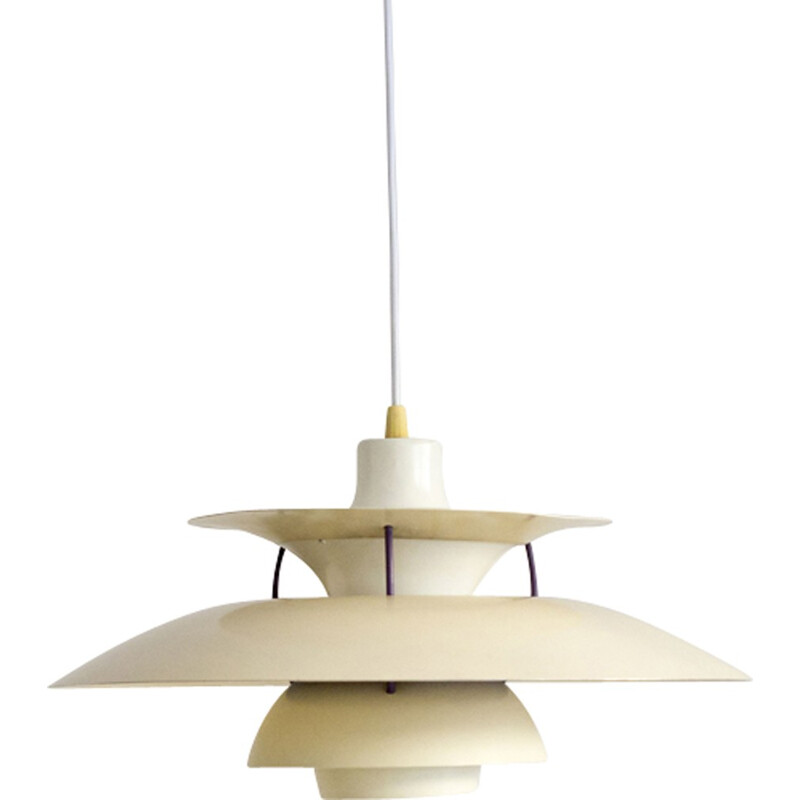 Vintage PH5 hanging lamp by Poul Henningsen for Louis Poulsen - 1960s