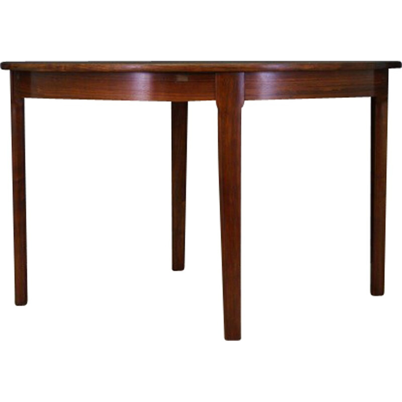 Vintage Danish rosewood dining table - 1960s