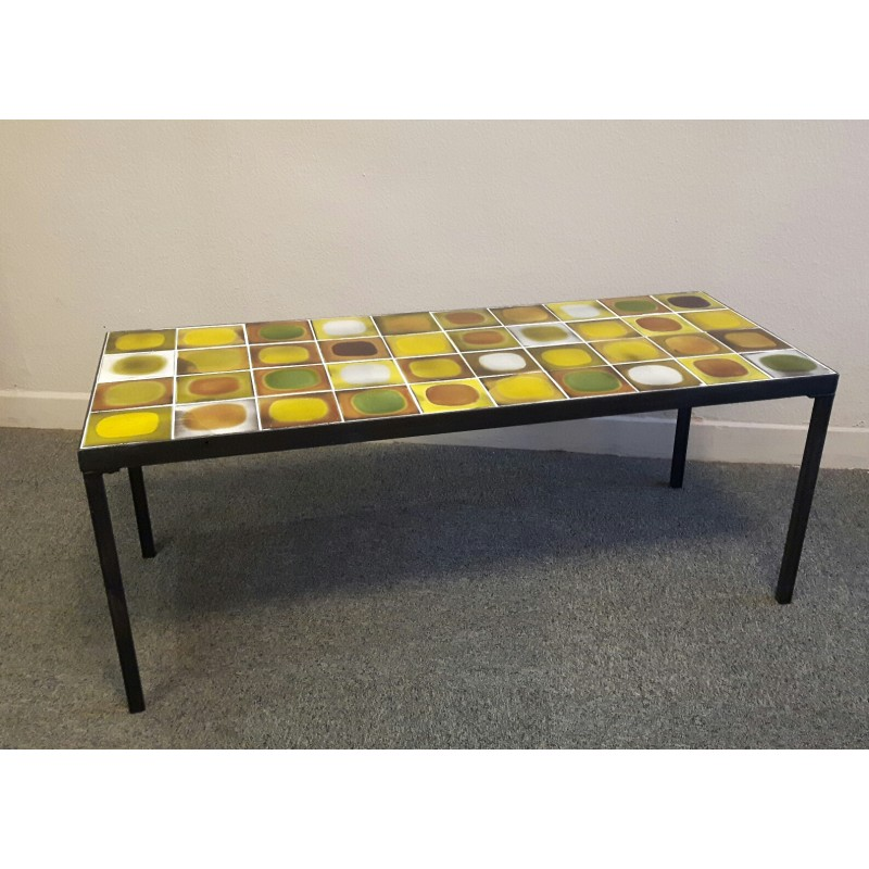 Planet Coffee Table By Roger Capron 1950s Design Market