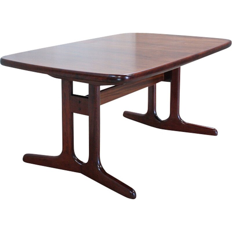 Vintage Danish rectangle Dining Table - 1960s