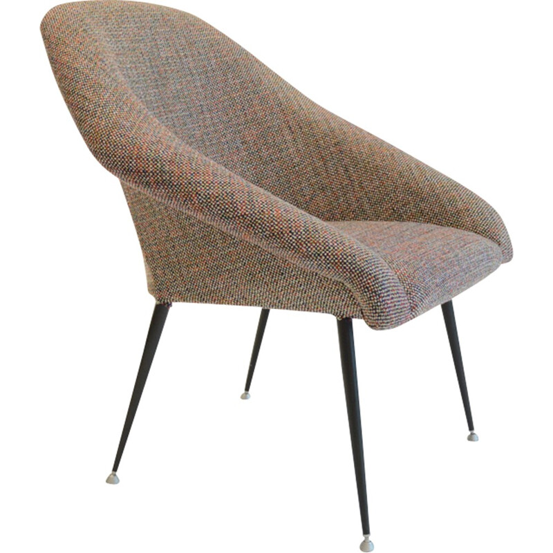 """Vintage """"Shell"""" armchair - 1970s"""