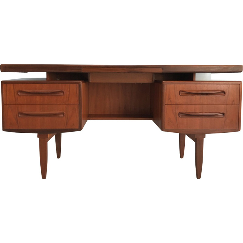 Vintage teak desk for G-Plan - 1960s