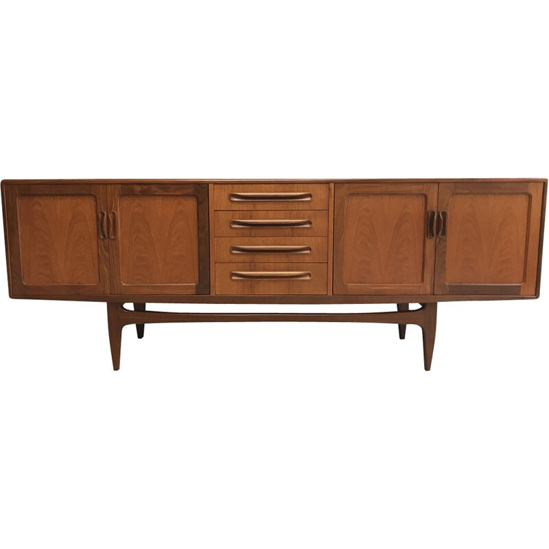 Vintage teak sideboard by V. Wilkins for G-Plan - 1960s