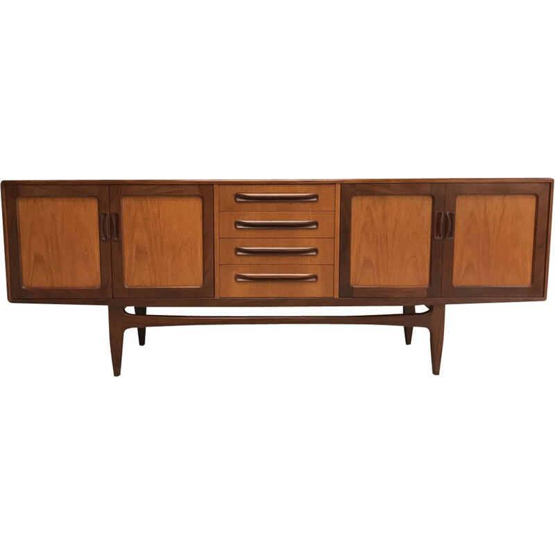 "Vintage teak ""Fresco"" sideboard by V.Wilkins for G-Plan - 1960s"