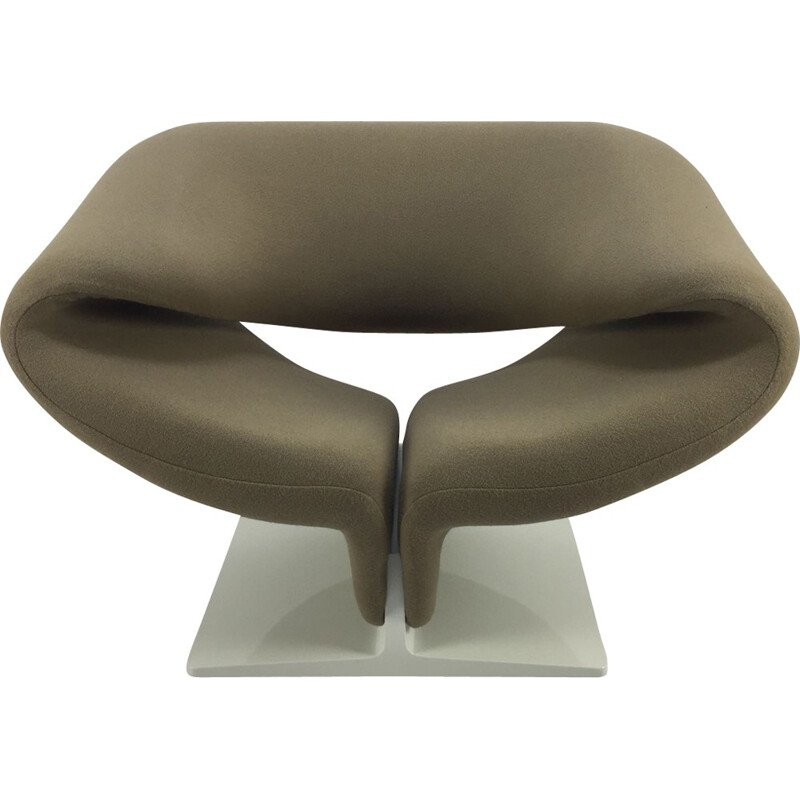 Vintage Ribbon Armchair by Pierre Paulin for Artifort - 1960s