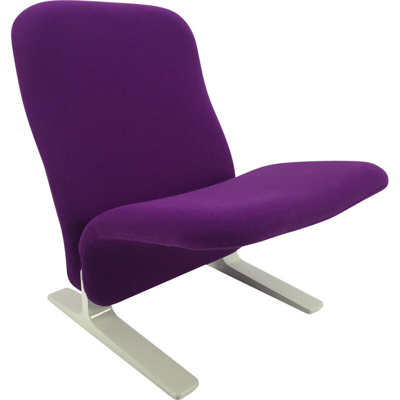 """Concorde """"F780"""" Armchair by Pierre Paulin for Artifact - 1980s"""