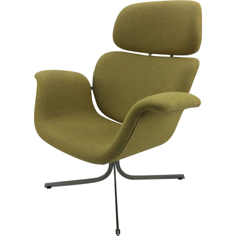 """Large """"Tulip"""" Chair by Pierre Paulin for Artifact - 1960s"""