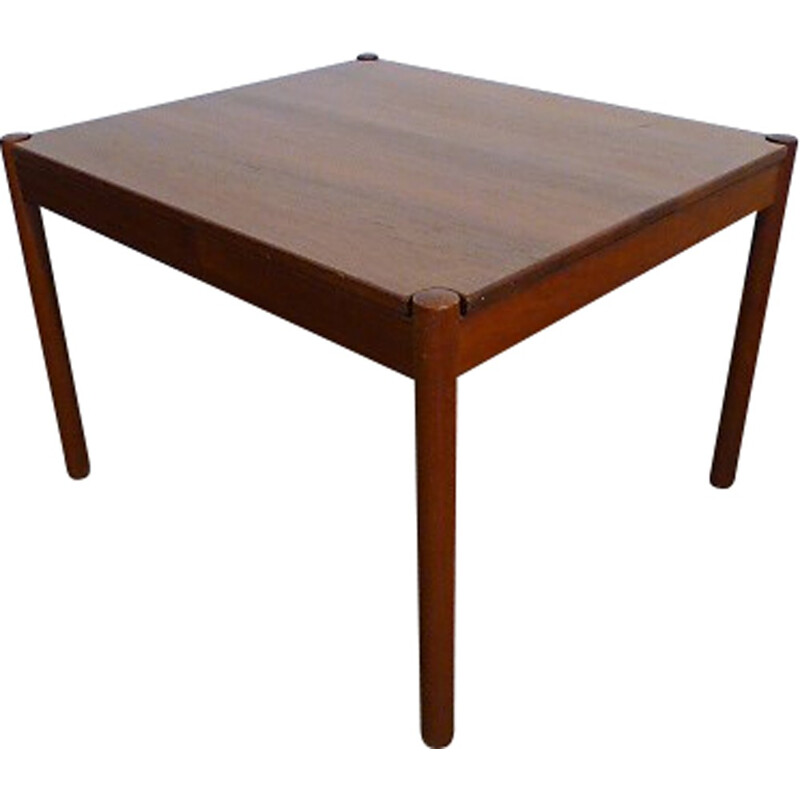 Vintage teak coffee table by Magnus Olesen - 1960s